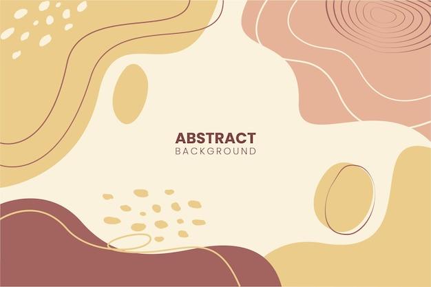 Modelo de fundo abstrato minimalista para folheto de cartaz de banner de capa e outros