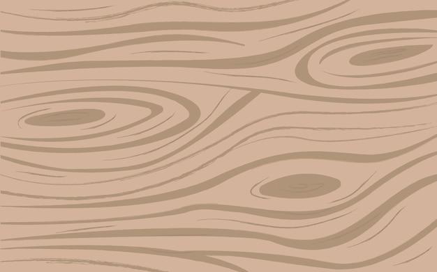 Modelo de fundo de madeira de desenho animado