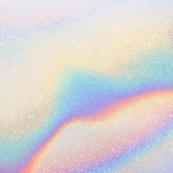 Modelo de fundo iridescente colorido abstrato