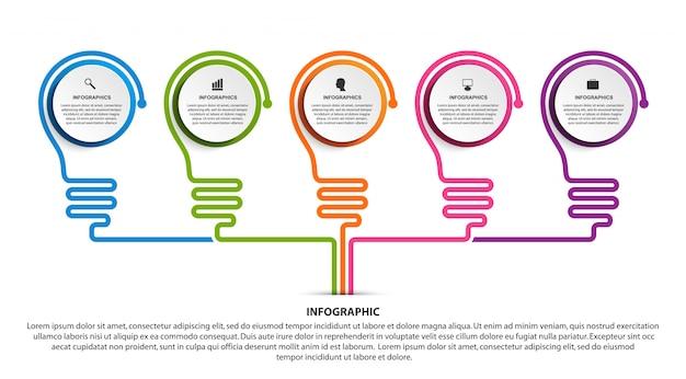 Modelo de infografia.
