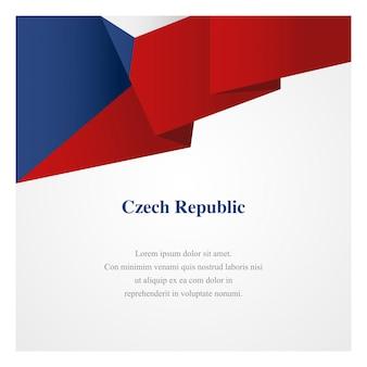 Modelo de insígnia da república tcheca