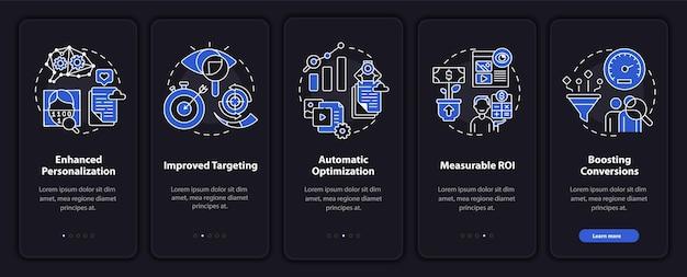 Modelo de integração de análise de comportamento do usuário