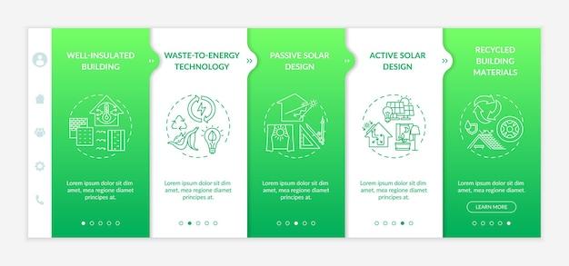 Modelo de integração de arquitetura sustentável