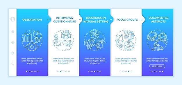 Modelo de integração de entrevistas e questionários