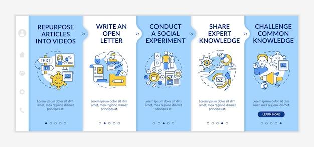 Modelo de integração de métodos de conteúdo compartilhável