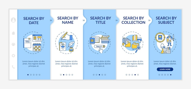 Modelo de integração de tipos de pesquisa de biblioteca online