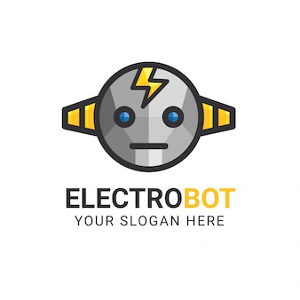 Modelo de logo electrobot
