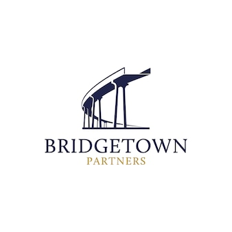 Modelo de logotipo de brigetown