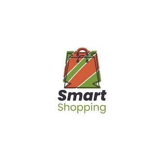 Modelo de logotipo de supermercado