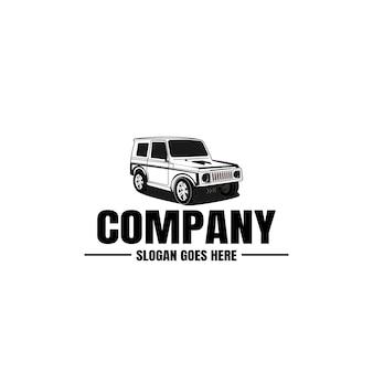 Modelo de logotipo do veículo. ícone de carro pelo design de negócios.