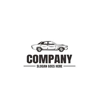 Modelo de logotipo do veículo