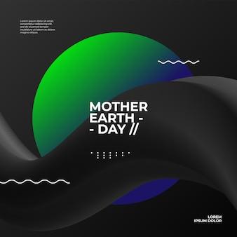 Modelo de mãe terra