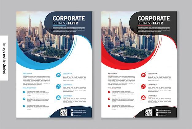 Modelo de negócio de panfleto