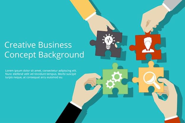 Modelo de negócios criativos