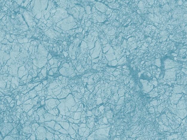 Modelo de plano de fundo azul mármore tosca textura abstrata