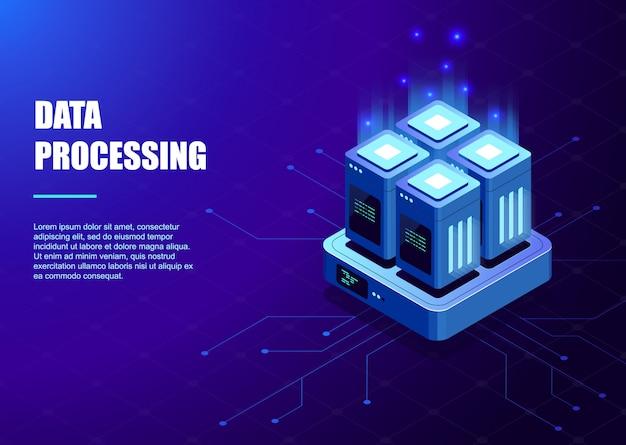 Modelo de processamento de big data