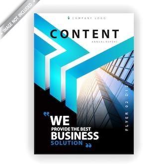 Modelo de relatório anual de negócios