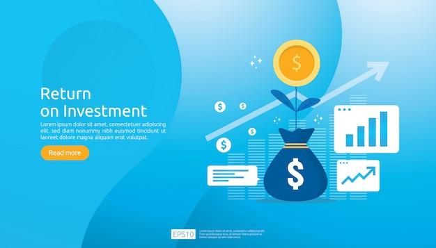 Modelo de retorno do investimento na web