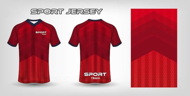 Modelo de tecido de design de malha esportiva
