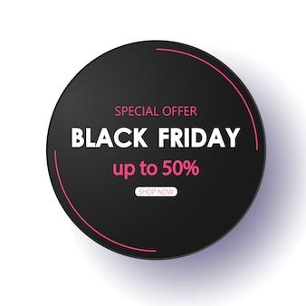 Modelo de venda black friday