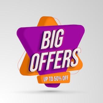 Modelo de venda - grandes negócios banner