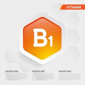 Modelo de vitamina b1