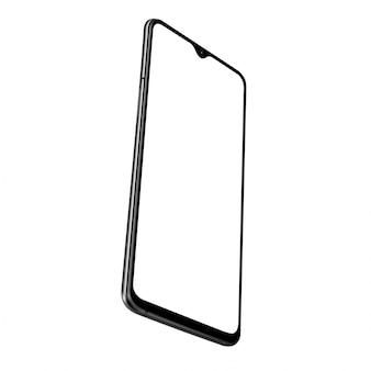 Modelo realista de smartphone