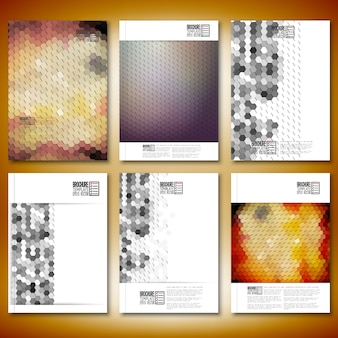 Modelos de brochura ou panfleto