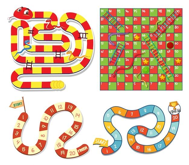 Modelos de jogo de tabuleiro