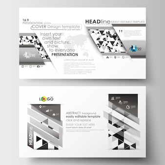 Modelos de negócios em tamanho hd para slides de apresentação.
