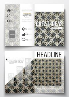 Modelos de negócios para brochura