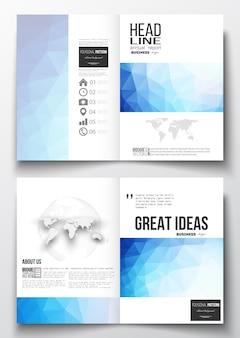 Modelos para brochura