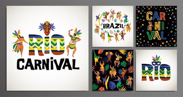 Modelos para o conceito de carnaval