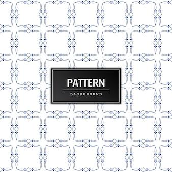 Moderno padrão sem costura decorativo