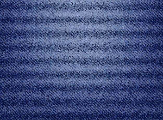 Molde de fundo com textura jeans