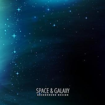 Molde do fundo do espaço