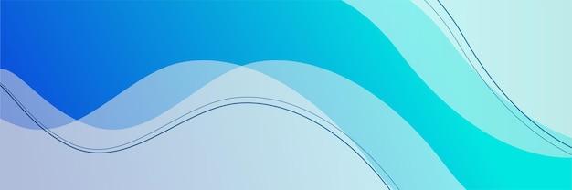 Molde do vetor da conferência. fundo azul pontilhado abstrato para convite de conferência de ti, reunião de negócios. banner para anúncio de mídia social