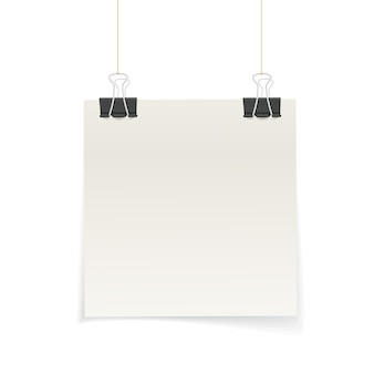 Moldura de foto na maquete de vetor de parede