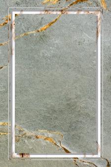Moldura de mármore