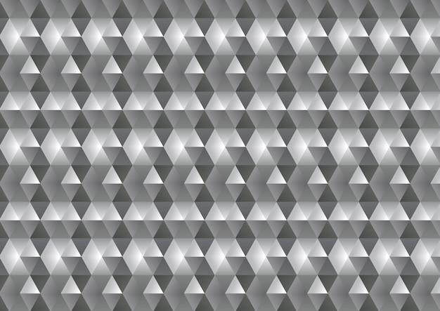 Monocromático baixo poli abstrato