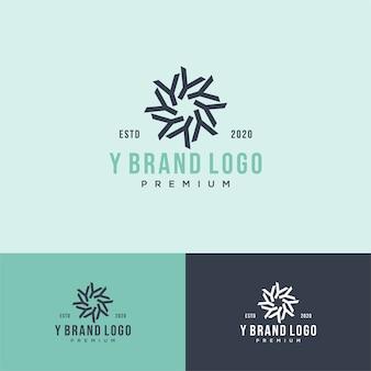 Monograma e boutique de luxo premium