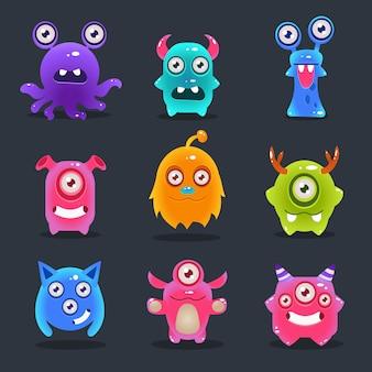 Monsters lovely