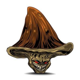 Monstro de cogumelo