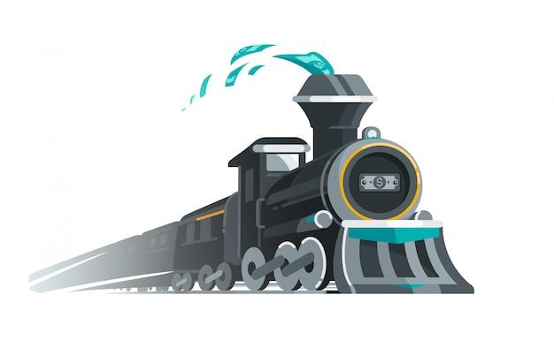 Montando o trem de molho