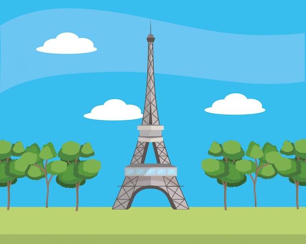 Monumento de viagem da europa