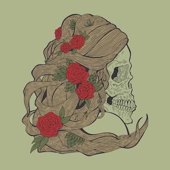 Morte dama
