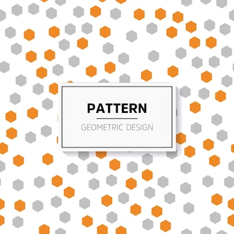 Mosaico colorido abstrato. padrão sem costura