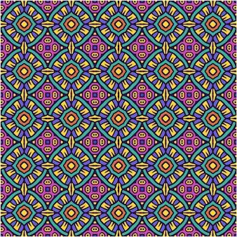 Motivo de fundo de batik com estilo abstrato