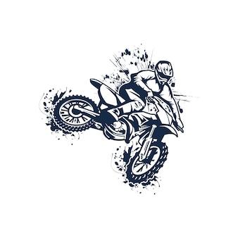 Moto cruz
