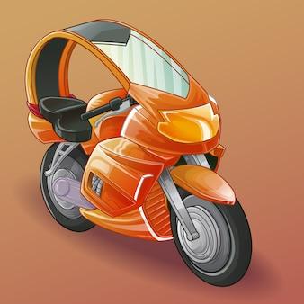 Motocicleta.